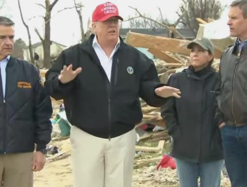 'Zero-empathy' Trump shows told 8-year-old boy's killed tornado